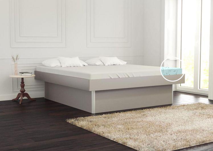 silverline Gelbett in Komforteinstieg 55 cm