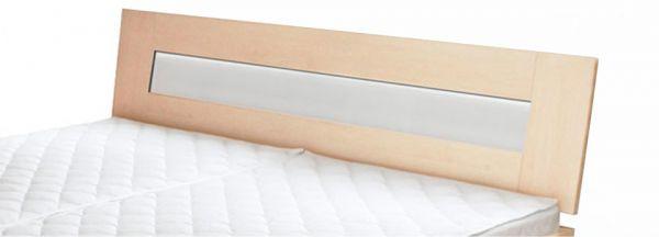 """Kopfteil """"Plexi"""" für bellvita Wasserbett mit Bettumrandung"""